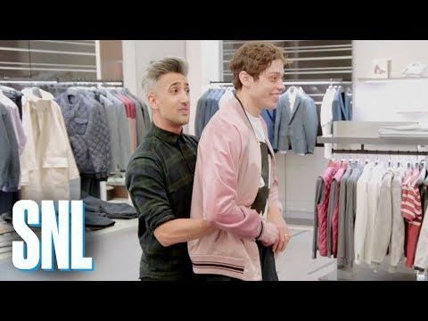 Xxx Mp4 Queer Eye 39 S Tan France Takes Pete Davidson Shopping SNL 3gp Sex