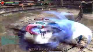 Dragon Nest PvP - OP Pro Moonlord vs Dark Avenger vs Sniper ALL KILL