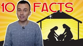 10 INCREDIBLE FACTS About the BIRTH of JESUS CHRIST That Will SURPRISE You !!!