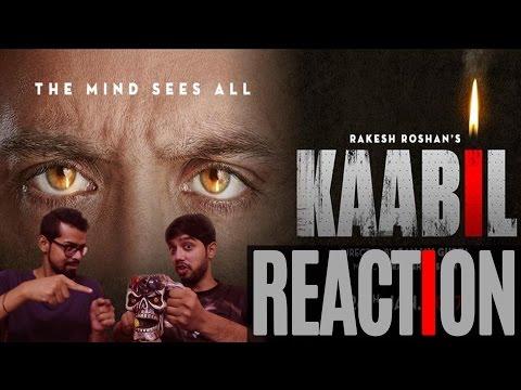 Kaabil Official Trailer | Hrithik Roshan | Yami Gautam | Reaction by Akash with Pankaj