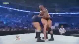 Batista vs Big Show  WWE Smackdown 2/2