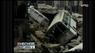 EMGL  -  Analco a un día del 25 aniversario de las explosiones de Guadalajara