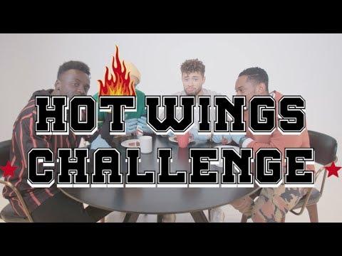 Xxx Mp4 RAK TV Hot Wings Challenge 3gp Sex