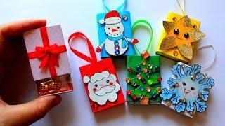 Diy новый год подарки своими руками