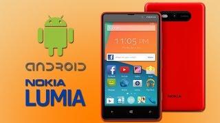 Android no seu Lumia - KitKat Launcher