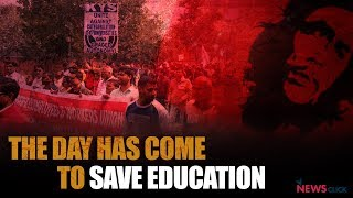 Save Education: 15,000 Teachers and Students Across India Unite