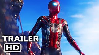 AVENGERS 3: Infinity War (2018) Superhero Marvel Movie HD