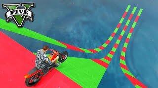 GTA V Online: MEGA RAMPA 3x MUITO TROLL (QUAL ESCOLHER?!)