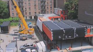 Shipping Container Apartments NYC