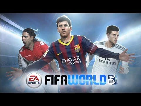 EA Sports FIFA World [3#] - Awans i Zakupy