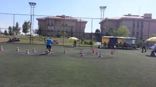 (ORJİNAL SINAV ANI)Trakya Üniversitesi KBESYO Futbol Yetenek Sınavı(500 Puan)