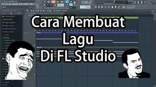 Tutorial Dasar Membuat Musik di FL Studio 12 Untuk Pemula