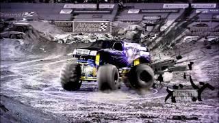 Monster Jam - Monster Jam: Path of Destruction - Mohawk Warrior Monster Truck Highlights