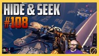 Hide & Seek #108 on Skyjacked - Crazy hiding spot. | Swiftor