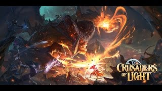 Crusaders of Light - Game Reveal Trailer | NetEase Games