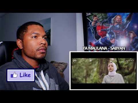 YA MAULANA - SABYAN | REACTION