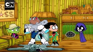 Beast Boy Decorates | Teen Titans Go! | Cartoon Network