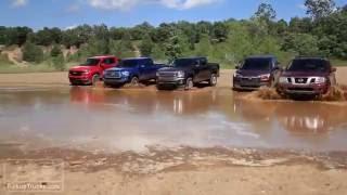 2016 Midsize Pickup Challenge: Off Road
