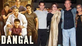 Salman Khan's Family Loved DANGAL More Than SULTAN