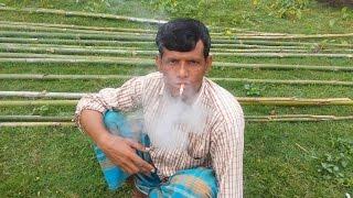 সেই রকম বিড়ি খোর তুই এত বিড়ি কেমনে খাছ     না দেখলে মিছ করবেনBangla Funny Video  Bangla Funny ADD,