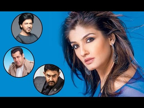 Xxx Mp4 We Asked Raveena Tandon Who She Finds HOT Shah Rukh Salman Or Aamir This Is What She Said 3gp Sex