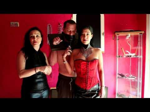 Madame Victoria y Mistress Kawa te dominarán en el VSF