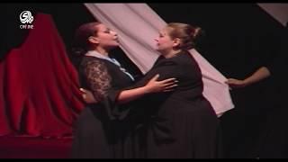مسرحية نساء لوركا