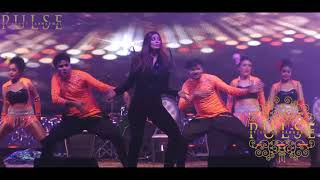 Daisy shah live Dance Performance by Pulse events
