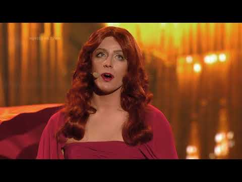 Your Face Sounds Familiar - Filip Lato as Florence and the Machine - Twoja Twarz Brzmi Znajomo