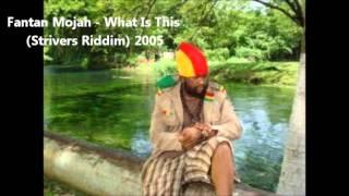 Fantan Mojah - What Is This (Strivers Riddim) 2005