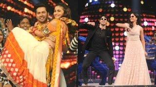 Umang 2017 | Alia Bhatt | Varun Dhawan | Sidharth Malhotra | Katrina Kaif Hot Dance Performance