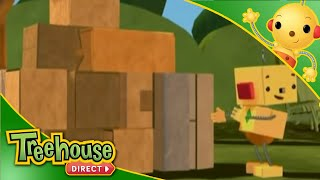 Rolie Polie Olie - Squaresville / Zowie's Harmonica / Unruly Polie Olie - Ep.8