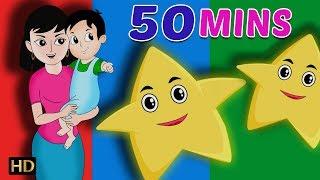 Twinkle Twinkle Little Star & More Nursery Rhymes   Kindergarten Nursery Rhymes   Shemaroo Kids