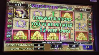 HUGE Cleopatra 2 Win Jackpot Over $24k HD Version