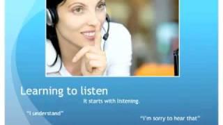 Phone Etiquette Training