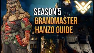 Overwatch Season 5 - Grandmaster Hanzo Guide