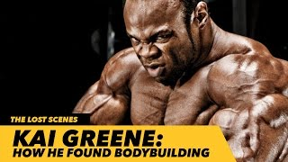 How Kai Greene Found Bodybuilding | Generation Iron