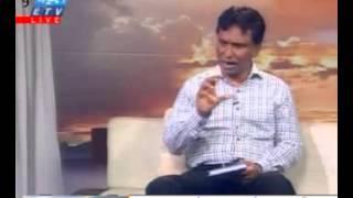 Liakat Ali Bhuiyan   ETV Ekushey Sondha Part 2