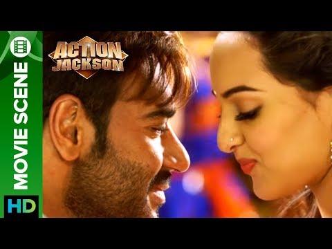 Xxx Mp4 Sonakshi Sinha Proposes Ajay Devgn Action Jackson 3gp Sex