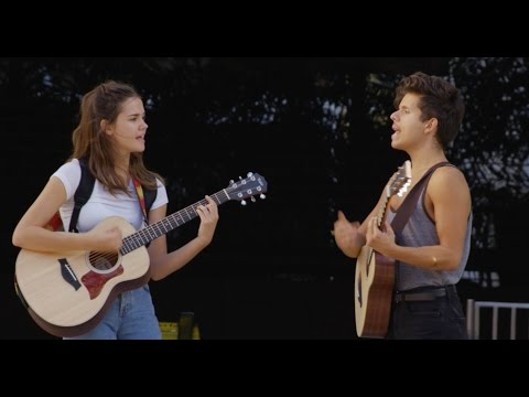 Download The Growlers - Love Test | Rudy Mancuso & Maia Mitchell Cover