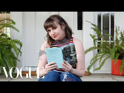 73 Questions With Lena Dunham Vogue