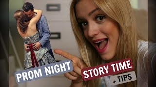 Prom Night STORYTIME + TIPS | Nadja Stanojevic