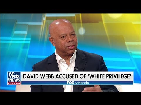 Xxx Mp4 MUST SEE David Webb Joins Fox Friends After CNN Analyst Called Out His White Privilege 3gp Sex