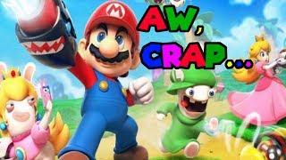 Mario + Rabbids Kingdom Battle Is Real...