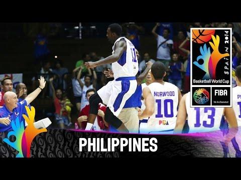 watch Philippines - Tournament Highlights - 2014 FIBA Basketball World Cup