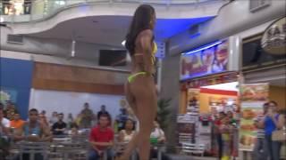 Marcya Roberta Concurso Garota Fitness 2016