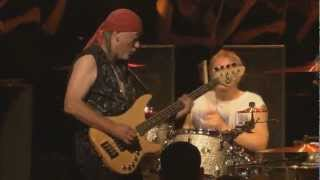 Deep Purple - Roger Glover bass solo [LIVE @ Montreux]