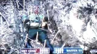 Nazi SS vs Viet Cong