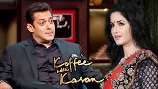 Salman Khan REACTS To Marrying Katrina Kaif On Koffee With Karan 5