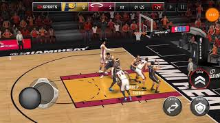Stanley loves his pacers , CRAZY GAME INTERUPTED START SLIPPIN